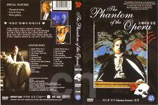 The Phantom Of The Opera (1990) - Tony Richardson, Burt Lancaster DVD NEW