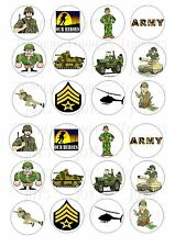 army cake toppers eBay
