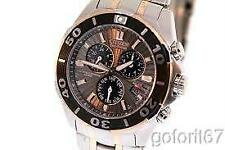 NEW w tag Citizen EcoDrive Mens watch Signature Perpetual Chronograph BL5446-51H