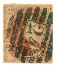 BELGIUM #12, used, Scott $150.00