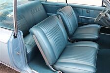 1964 Oldsmobile Cutlass Front&Rear Seat Cover Set -New Authentic Reproduction