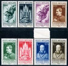 Vatican 1936 51-58 ** cachet impeccable 500 € (s0878