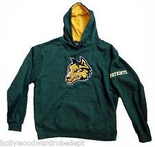 Patriot Hoodie patch wolf dog lion mason packer green team uniform jersey vtg