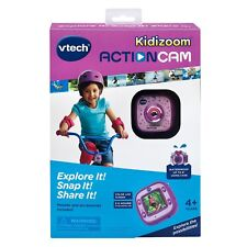 Brand New VTech Kidizoom Action Cam Purple Action Camera Toy
