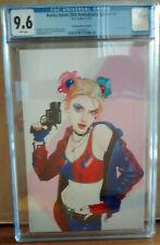 Harley Quinn 25th Anniversary 9.6 (not 9.8) Middleton Forbidden Planet Virgin!🔥