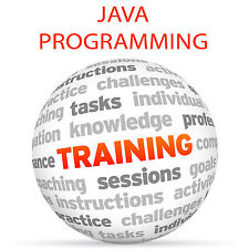 JAVA Programming - Video Training Tutorial DVD