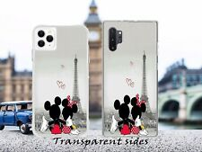 DISNEY Minnie & Mickey Paris Phone Case Cover