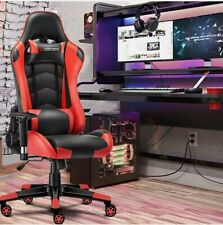 Black Friday OfferJL Comfurni Classic Series Racing Gaming Office Chair Recliner