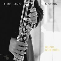 Hugo Queirós - Time and Motion [Hugo Queirós] [Orlando Records: OR0031] [CD]