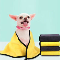 High-density double-sided cleaning towel absorbent hair lint cleaning towel YK