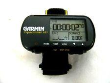 Garmin Forefunner 101 GPS Running Watch Speed Distance Tracker Nice Clean