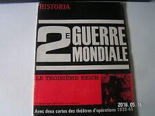 **a Historia Magazine n°3 Le troisième Reich / Les maitres du IIIe Reich