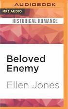 Beloved Enemy by Ellen Jones (2016, MP3 CD, Unabridged)