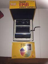 Kodak EK6 Instant Camera in Original Verpackung mit Bedienungsanleitung !!!