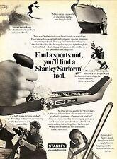 Stanley Tools Surform--1972 Advertisement