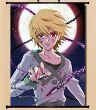 "Hot Japan Anime Hunter X Hunter Cosplay Home Decor Wall Scroll Poster 8""x12"" 013"