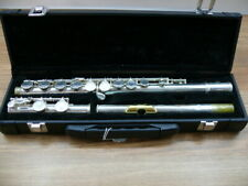 Gemeinhardt 72SP  Flute with case. May require light service.