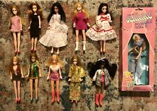 Topper Dawn, Glori, Angie, Starr, Iris, I Dream Of Jeannie Dolls, Shoes, Stands