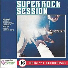 Super Rock Session (1988, CBS) Meat Loaf, Argent, Redbone, Birthcontrol, .. [CD]