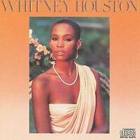 Whitney Houston by Whitney Houston CD first album self titled original 1985