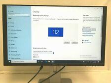 "Dell P2419H P Series 24"" Screen LED Monitor Black 1920x1080 8ms 60Hz"