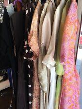New listing Vintage 1940s 1950s Women's Dress Lot 9 Pieces Resale Theater Costume