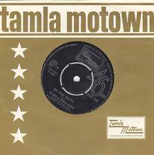 Northern Soul Blinky & Edwin Starr Oh How Happy Tamla Motown TMG748