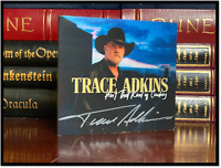 Ain't That Kind Of Cowboy ✎SIGNED♫ by TRACE ADKINS New CD with Autographed Cover