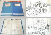 Reparaturleitfaden VW Transporter T4 Werkstatthandbuch 1,9l Diesel Motor ABL 1X