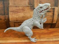 Jurassic World Indominus Rex Action Figure - Chomping and Light Up with Sounds