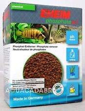 EHEIM PHOSPHATEOUT 390g 1L PHOSPHATE REMOVER OUT FILTER MEDIA AQUARIUM FISH TANK