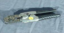 G&W ELCO 067515-01 MANUAL CRIMPER