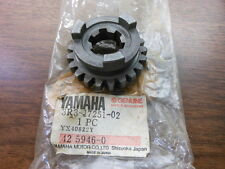 NOS Yamaha 80-81 YZ125 82-83 IT175 YZ100 5th Wheel Gear 3R3-17251-02