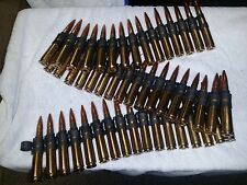 50 qty of 50 bmg 50bmg snap cap on link 50 cal TRENCH ART NOT AMMO