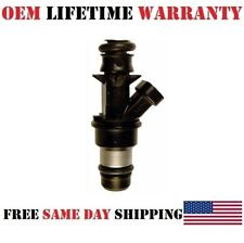 1x rebuild OEM Delphi fuel injector for 2007 GMC Sierra 2500 HD Classic 6.0L V8