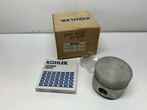 Kohler OEM NOS 47 874 06 Piston with Rings K181 Standard Bore