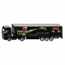 Camions miniatures noirs MAN