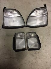 JDM HONDA ACCORD CD5 CD7 2 4 DOOR 94~~95 EURO CLEAR TAIL LIGHTS OEM