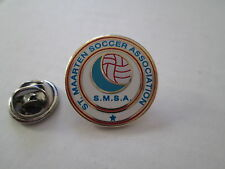 a1 ST MAARTEN federation nazionale spilla football calcio‎ soccer pins badge