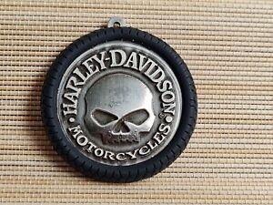 Harley Davidson Motorcycles Schlüssel Anhänger, sehr gut Zustand