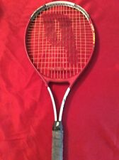 Prince Force 3 Titanium, Tennis Racquet Tour Ti Oversize, 4 1/2� grip, (T-79)