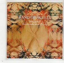 (GD321) Band Of Skulls, Death By Diamonds And Pearls - 2009 DJ CD