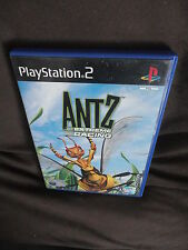 PS2 GAME: ANTZ EXTREME RACING