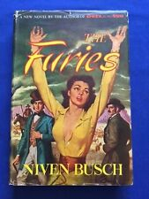 THE FURIES - FIRST EDITION BY NIVEN BUSCH