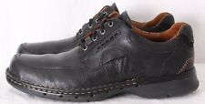 Clarks 85011 Unstructured Unbend Moc Toe Lace Up Casual Oxford Men's US 12N