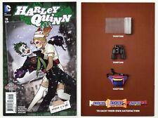 Harley Quinn #19 (NM/MT 9.8) Joker Harley Bombshell Variant Cover 2015 DC New 52