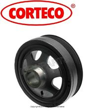 Mercedes W163 W208 Crankshaft Pulley With Vibration Damper CORTECO 1120351400