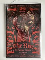 The Rise 1 - Heavy Metal - Very Low Print Run - NEVER BEEN READ.  SOLD OUT!