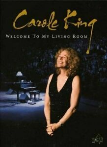 CAROLE KING Welcome To My Living Room DVD BRAND NEW NTSC Region ALL