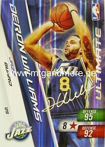 Panini NBA Adrenalyn XL 2011 - Deron Williams - Ultimat